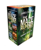 The Maze Runner Series, All 4 Books