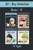 Rj - Boy Detective Books 1-4