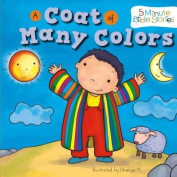 A Coat of Many Colors [Board Book]