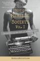 Best of Rebelle Society, Volume I