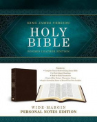 Wide-Margin Personal Notes Bible-KJV