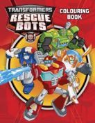 Transformers Rescue Bots Colouring Book