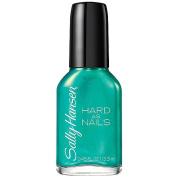 Sally Hansen Hard As Nails Nail Polish, 650 Made in Jade, 15ml
