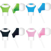 iSound 4-in-1 Earbud Family Pack