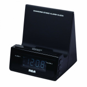 RCA RCD215 Charging Stand Clock Radio