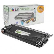 LD © Remanufactured Black Laser Toner Cartridge for IBM 39V2445