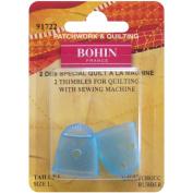 Bohin Rubber Fingertips, Large