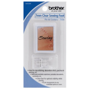 Brother 7mm Clear Sewing Foot