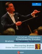 Christian Thielemann/Staatskapelle Dresden [Region B] [Blu-ray]
