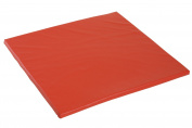ECR4KIDS 70cm . Cushions Square - Red