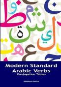 Modern Standard Arabic Verbs