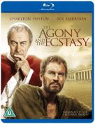 The Agony and the Ecstasy [Region B] [Blu-ray]