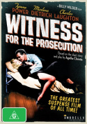 Witness For The Prosecution [Region 4]