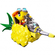 Pac-Man Transforming Fruit Vehicle, Pac's Pineapple Tank