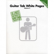 Hal Leonard Guitar Tab White Pages Volume 2 Songbook