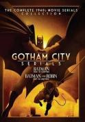 Gotham City Serials [Regions 1,4]