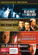 Gang in Blue / One Eyed King / Shadow of a Doubt / Echo of Murder  [Region 4]
