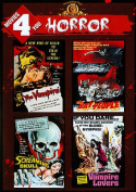 Movies 4 You: Horror [Region 1]