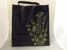 KC Hawaii Eco-friendly Tote Bag (Set of 4) Forest Green Bamboo