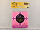 Post-it Super Sticky Full Adhesive Notes, 3 x 3-Inches, Assorted Ultra Colors, 1-Pad