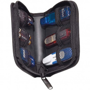 Case Logic USB Flash Drive Case, Black