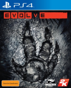 Evolve with Preorder DLC
