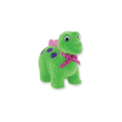 Bulk Buys Brontosaurus Pendant in Dinosaur Flock Box - Case of 24