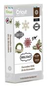 Provo Craft Cricut Mini Seasonal Shape Cartridge, December 25th By Teresa Collins