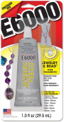 E6000 Jewellery and Bead Glue, 30ml