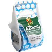 Shurtech 281911 15 Yards Blue Polka Dot Duck Tape