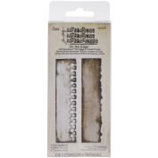 Sizzix On The Edge Die By Tim Holtz 7cm x 17cm -Notebook