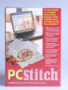 M & R Technologies PC Stitch Pro Cross Stitch Software