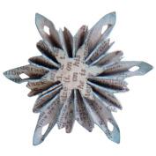 Sizzix Sizzlits Decorative Strip Die By Tim Holtz, Mini Snowflake Rosette