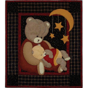 Rachels of Greenfield Baby Bear Wall Quilt Kit