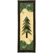 Jeri Kelly Patterns, Misty Pine Wallhanging