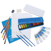 Complete Painting Set, Water Colour