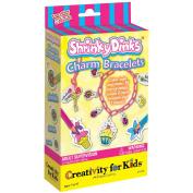 Creativity For Kids Activity Kits, Shrinky Dinks Charm Bracelets, 2/pkg