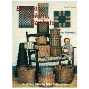 Commonwealth Manufacturing Company Books-Baskets, Baskets, Baskets Book Three