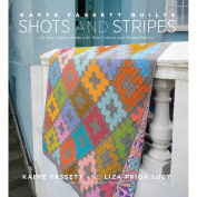 Stewart Tabori & Chang Books, Kaffe Fassett Quilts Shots and Stripes