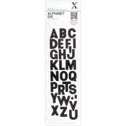 Docrafts Xcut Alphabet Dies, Headliner