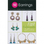 Kalmbach Publishing Books-52 Earrings