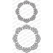 My Favourite Things Die-namics Die, Decorative Doily Duo