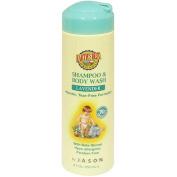 Earth's Best Lavender Shampoo & Body Wash, 250ml