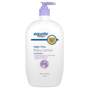 Equate Night-Time Baby Lotion, 800ml