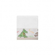 Creative Bath TJ1078WMULT Little Friends Wash Cloth