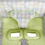 Taggies Tag 'n Go Cart Cover, Multi-Colour