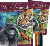 Garry Fleming's Wild Animals Activity Pack