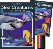 Garry Fleming's Sea Creatures Activity Pack