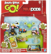 Angry Birds Go! Telepods Mega Mayhem Pack.