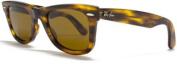 Ray-Ban Large Wayfarer Sunglasses - Light Tortoiseshell.